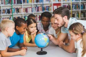 Diverse landen - leerkrachten zendingsscholen